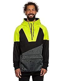 Sweater Hooded Men Neff Neon Performance Hoodie