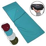 verschiedene Farben /… Outent/® Schlafsack Inlett Cocoon f/ür Schlafs/äcke aus 100/% Mikrofaser 190 cm