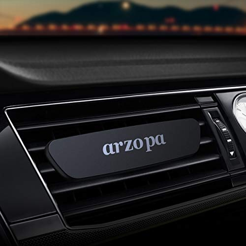Arzopa Supporto Magnetico Auto Universale, Porta Cellulare Auto Magnetico per Auto Macchina Bocchette Aria per iPhone 7 / 6 / 6s , Samsung Note 8 / S8 , Sony , HUAWEI , Xiaomi , One Plus ecc