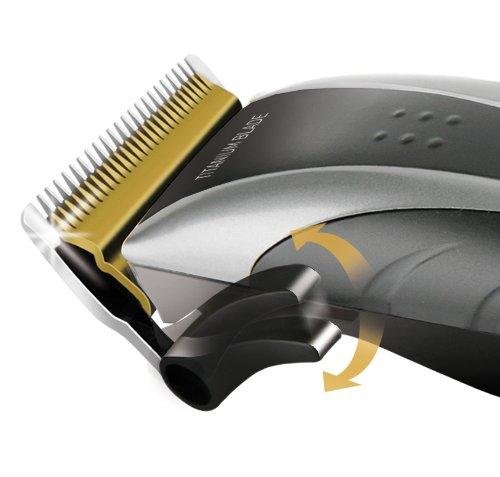 Stier Mithos Plus Titan - Haarschneider
