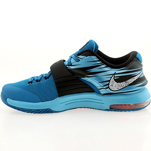 Kd Vii Mens Basketball Shoes 653 6030 lt bl lcqr, white-clrwtr-ttl or