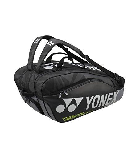 Thermo-Bag YONEX Pro Racquet 9R 9829EX Noir / Gris / Vert 2018