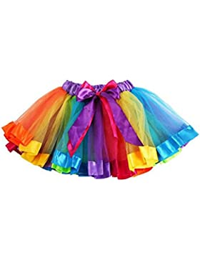 Gonna Tutu In Tulle Sottoveste A