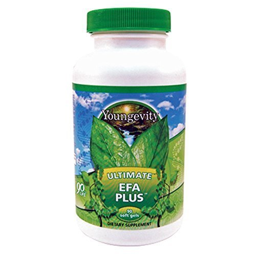 Ultimate EFA Plus by Youngevity, 90 soft gels by Youngevity -