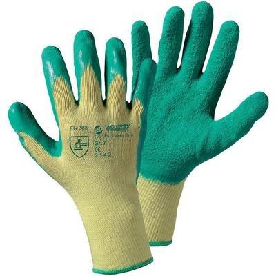 Gants de protection Leipold + Döhle 1492SB Gants tricot avec revêtement latex EN 388 RISQUES MECANIQUES 2142 Taille 8 (M