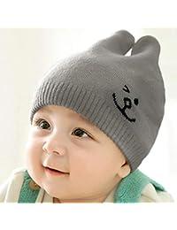 Myzixuan otoño bebé Sombrero Conjunto Cabezal bebé algodón ... c6d81c2c825