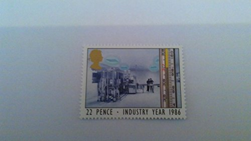 TGBCH 22p Stamps Mint Never Hinged MNH (Pharmaceutical Laboratory (Health) 22p 14.1.86)