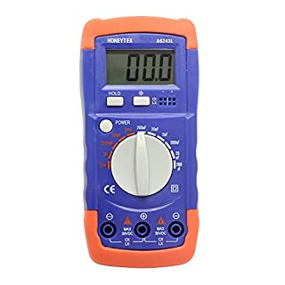 1999 LCD-Inductor Capacitor LC Meter 2nF-200uF / 2mH-20H Ohm vs FLUKE UK ship