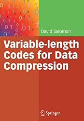 Variable-length Codes for Data Compression by David Salomon (2007-10-01)
