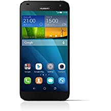 "Huawei G7 - Smartphone libre Android 4.4+ Emotion UI 3.0 (pantalla 5.5"", cámara 13 Mp, 16 GB, Quad-Core 1.2 GHz, 2 GB RAM), gris"