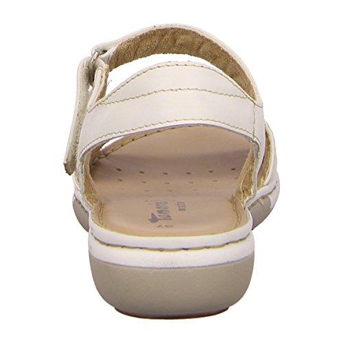 Tamaris 1-1-28155-26-100, Sandali donna Bianco (bianco)