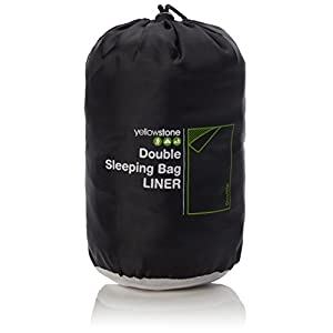 Yellowstone Doppel Schlafsack Liner