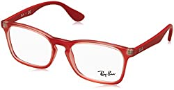 Ray-Ban Full Rim Rectangular Unisex Spectacle Frame - (0RY1553366946|46)