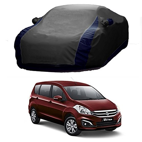 MotRoX Sporty Grey Car Body Cover For Maruti Suzuki Ertiga ( and Triple Stiched_GN)  available at amazon for Rs.1019