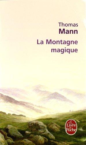La Montagne magique par Thomas Mann