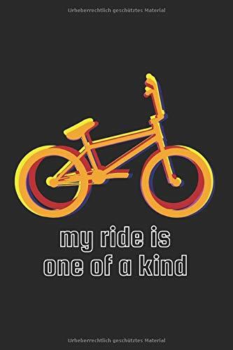 Price comparison product image Notizbuch: Fahrrad Notebook A5 liniert I Geschenk für Radfahrer I Radsport Training Tagebuch oder Journal I Rennrad Mountainbike Notizheft