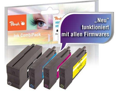 peach-pi-300-411-combi-pack-avec-puce-pour-hp-950xl-no-951xl