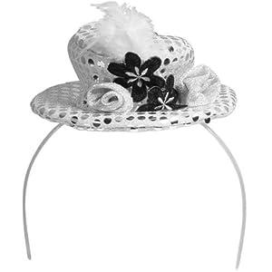 Mini Sombrero Sombrero Mini Gorro Bodas de Plata Party abendes Año Nuevo