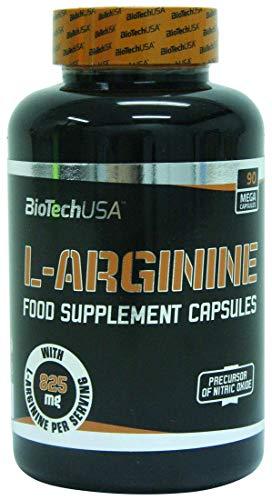 Biotech USA L-ARGININE - 1650mg - 90 cáp.