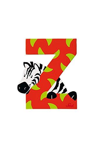 Trudi 81626 - Buchstabe Zebra Z