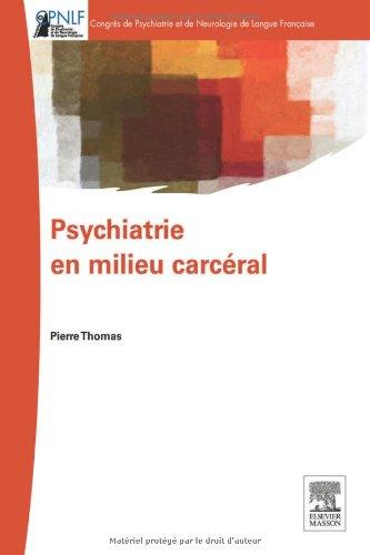 Psychiatrie en milieu carcéral