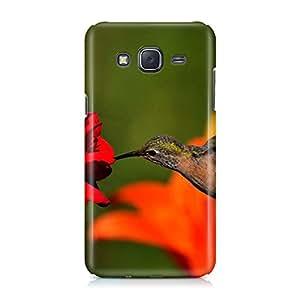 Hamee Designer Printed Hard Back Case Cover for Samsung Galaxy On5 / On 5 Pro Design 7946