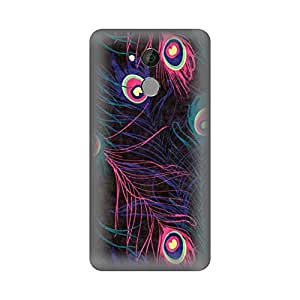 Skintice Designer Back Cover with direct 3D sublimation printing for Coolpad Note 5