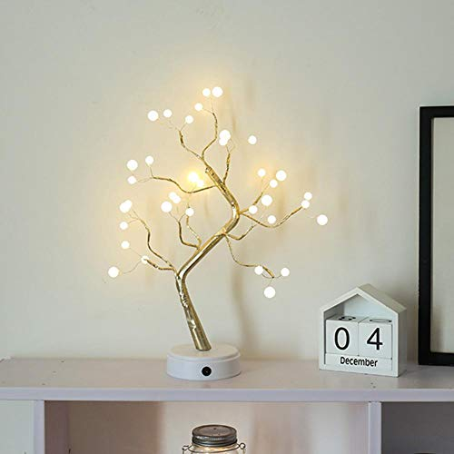 Freedomanoth 36led Lámpara Decorativa En Forma De