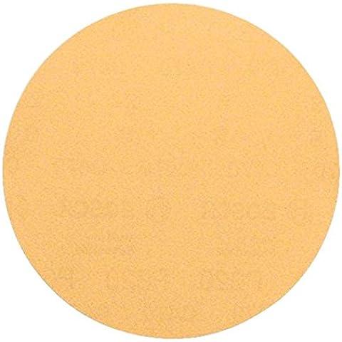 Bosch 2 608 605 427  - Juego de hojas lijadoras, 10 piezas - 115 mm, 60 (pack de 10)