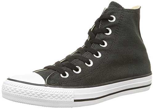 Converse - Ct Coat Wash Hi, Sneakers Alte Unisex, nero, 36
