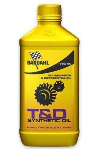 BARDAHL T&D OLIO TRASMISSIONE 75W90 SINTETICO