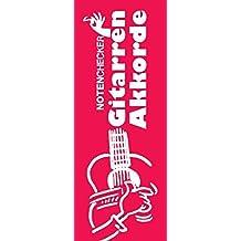 Notenchecker Gitarren-Akkorde: Zubehör für Gitarre