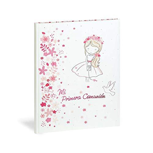 Busquets Libro comunion Musical Castellano Niña by
