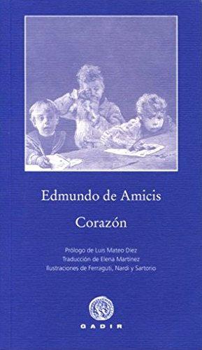 Corazón (Pequeña Biblioteca Gadir)