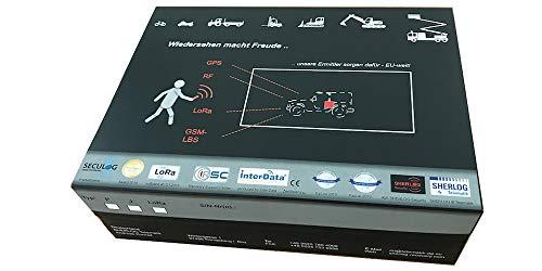 SHERLOG Security - GPS Tracker + GSM + Peiltechnik + LORA + Fahrzeugsicherstellung und Rücktransport