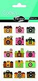 Maildor 15-tlg. Sticker-Set Cooky Fotokameras