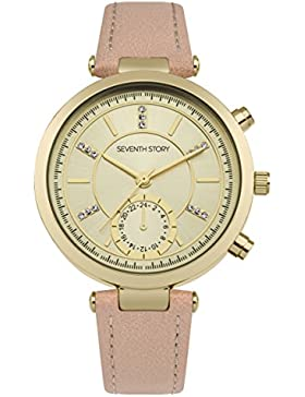 Seventh Story Damen-Armbanduhr SS013PG