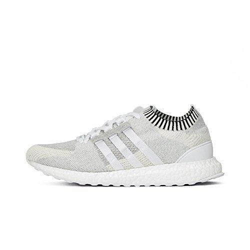 adidas Originals Equipment Support Ultra Primeknit Boost Schuhe Herren Sneaker Laufschuhe Schwarz BB1242, Größenauswahl:42