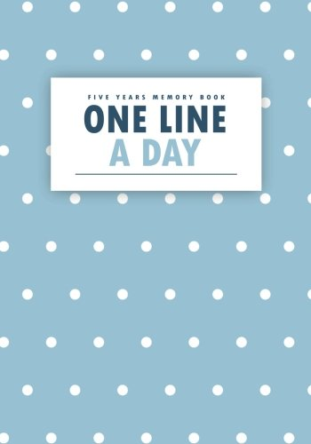 One Line A Day: Five Years Memory Book