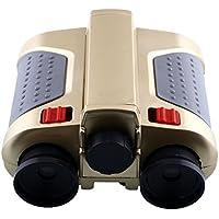 CXZC Espía de Vigilancia de Seguridad Visor de visión Nocturna Alcance Prismáticos Luz telescopio Binocular Pop