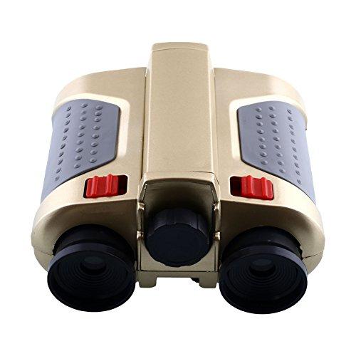 Weituoli prismáticos Alta Potencia 4x30 visión Nocturna