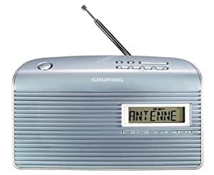 Grundig Music 65 DAB+ Digital Radio metallic blau: Amazon