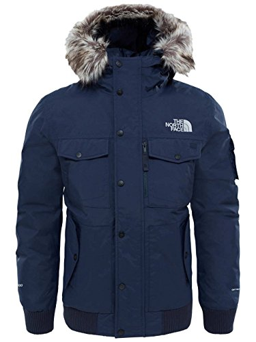 The North Face M Gotham Jacket Chaqueta, Hombre, Urban Navy, M