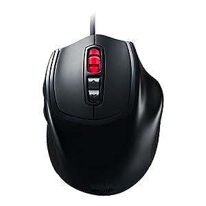 Cooler Master Xornet II Mouse da gioco '7 Pulsanti, Fino a 3500 DPI, RGB LED' SGM-2002-KLON1