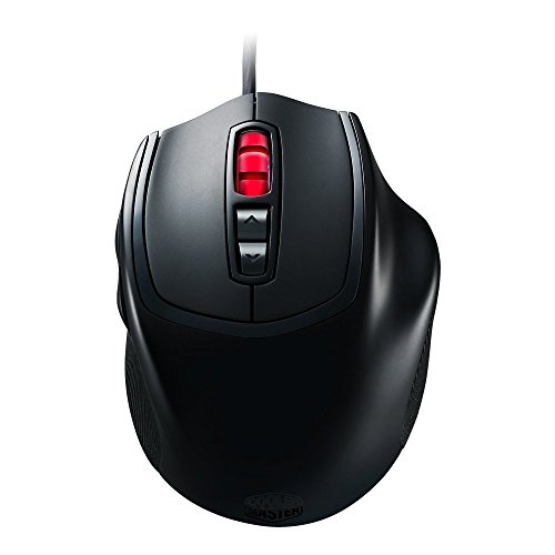 Cooler Master Xornet Gaming Mouse (Black) 41VXhfoNSWL