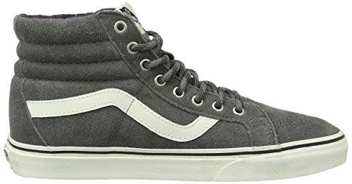 Vans Sk8-Hi Reissue, Sneakers Hautes Mixte Adulte Gris (mlx)