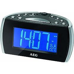 AEG MRC 4119 P N Radio/Radio-réveil