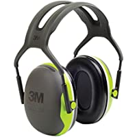 3 m Peltor X4 oídos negro/verde 33 db SNR