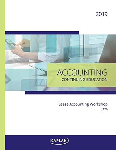 Lease Accounting Workshop: Accounting Continuing Education (English Edition)