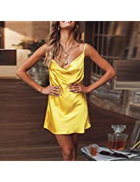 275a57bcf14 Amazon.co.uk: Dresses - Women: Clothing: Evening & Formal, Casual,  Cocktail, Club, Work & More
